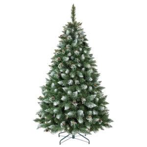 Albero di Natale artficiale Pino naturale innevato