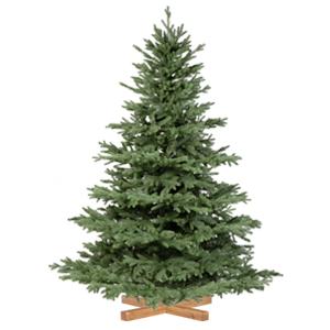 Albero di Natale artificiale Abete Alpino Premium PU