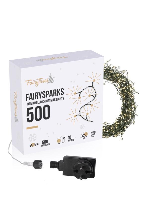 Luci di natale LED FairySparks 500